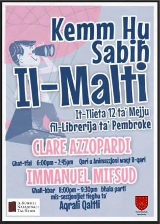 Kemm hu sabiħ il-Malti