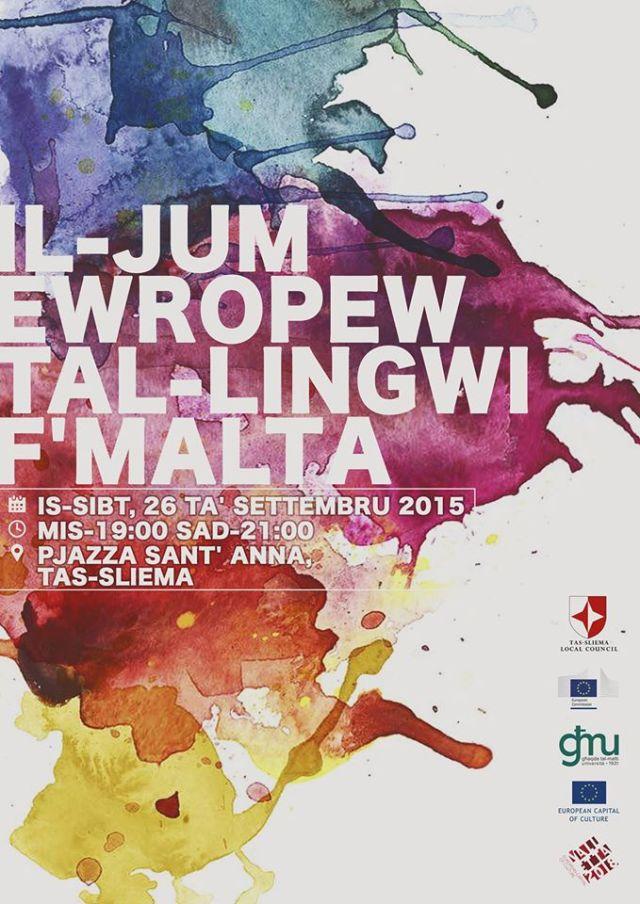 Jum Ewropew tal-Lingwi