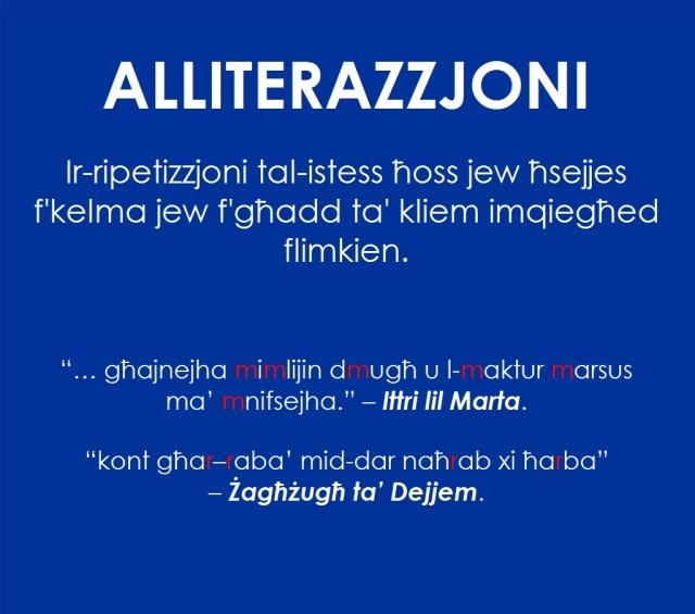 alliterazzjoni